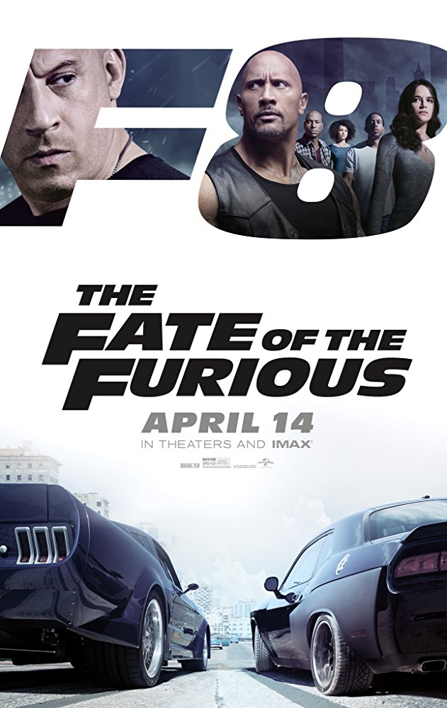 The Fate of the Furious: Fast and Furious 8